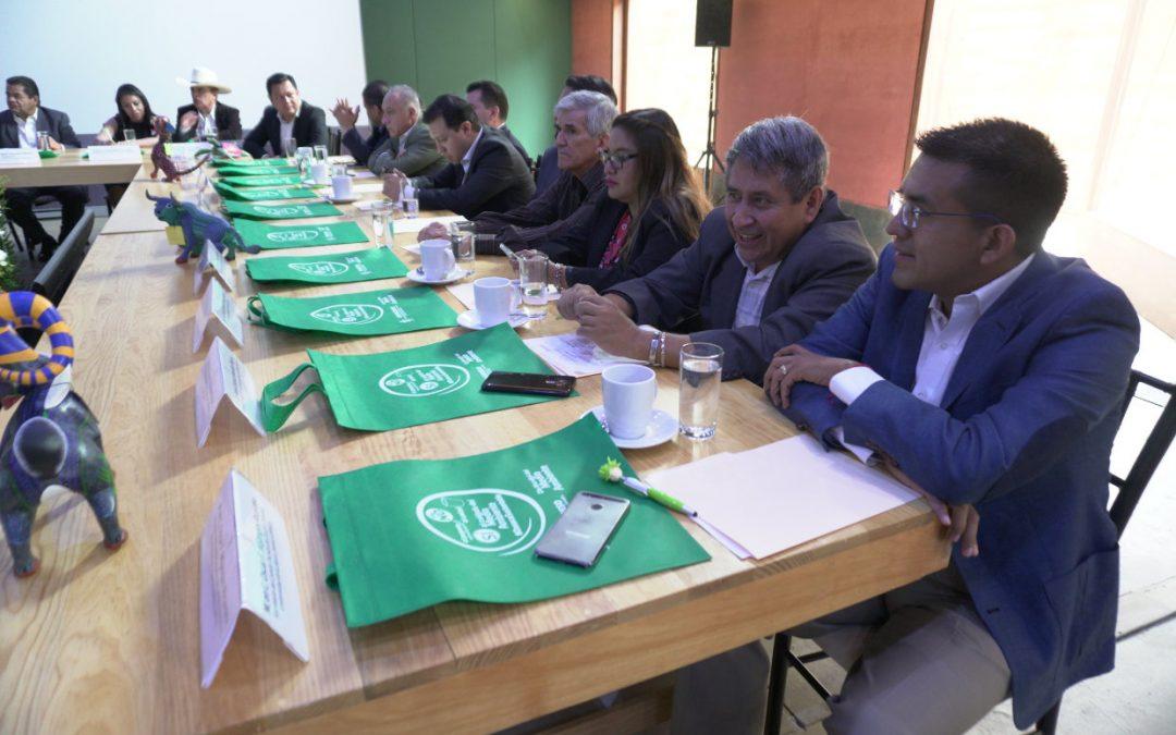 Instalan Comisión Intersecretarial de Cambio Climático