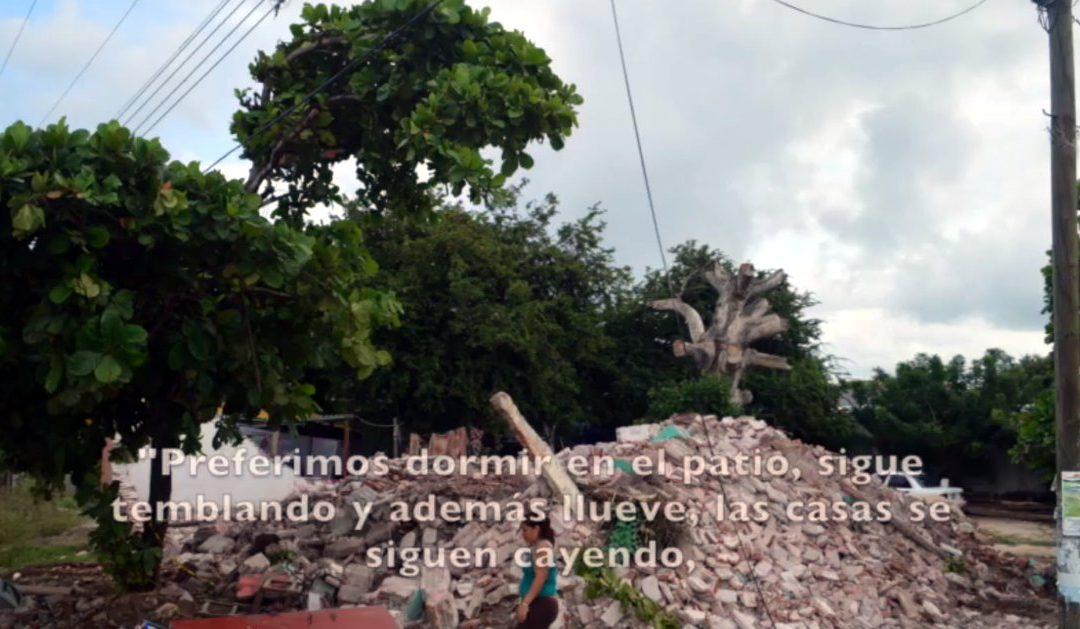 Efectos de los terremotos en Ixtaltepec