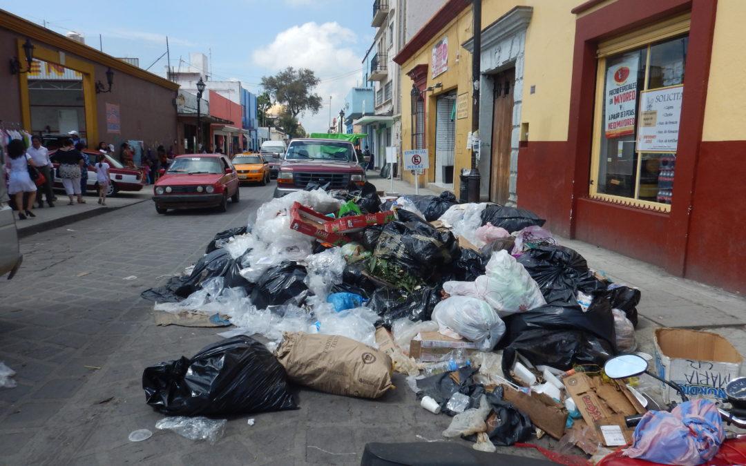 Menos Basura, Más Salud. Nueva campaña para reducir la generación de residuos.