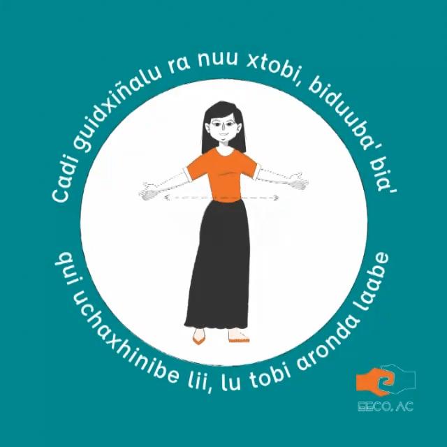 Animaciones en lenguas indígenas para prevenir el coronavirus
