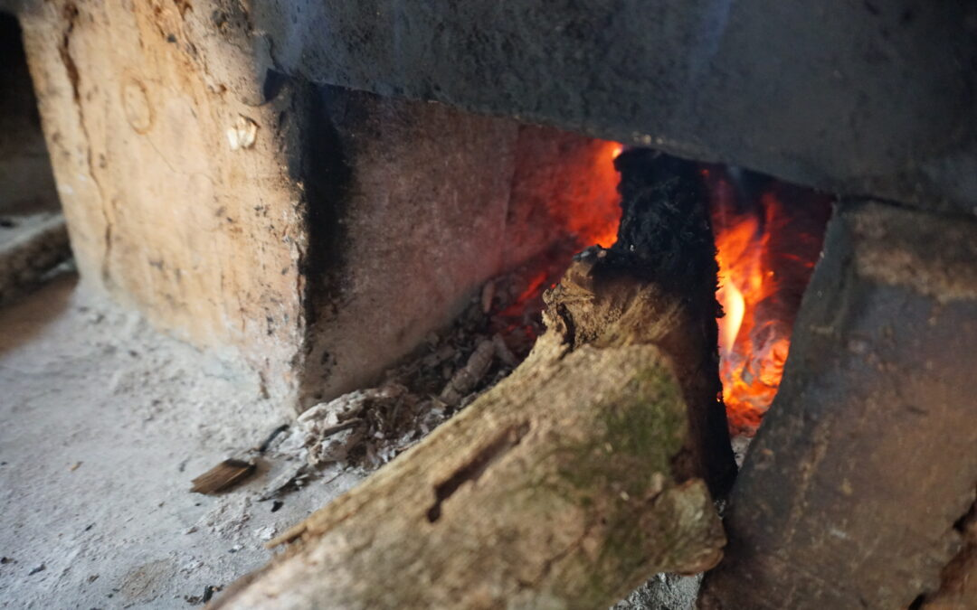 Beneficios de las estufas ahorradoras de leña en la Sierra Sur